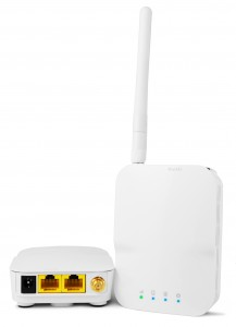Liveport indoor mesh router